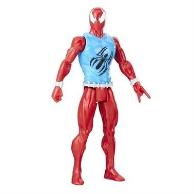 Spider-Man Spider-Man Titan Hero Serisi Marvels Scarlet Spider Renkli